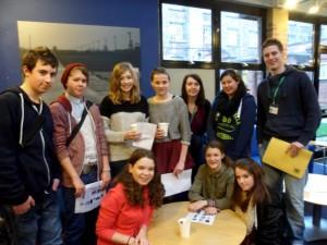 Award winners, York's Manor School