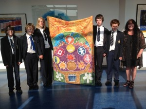 Prince Henry's Grammar School's winning entry to the MDG15 competition