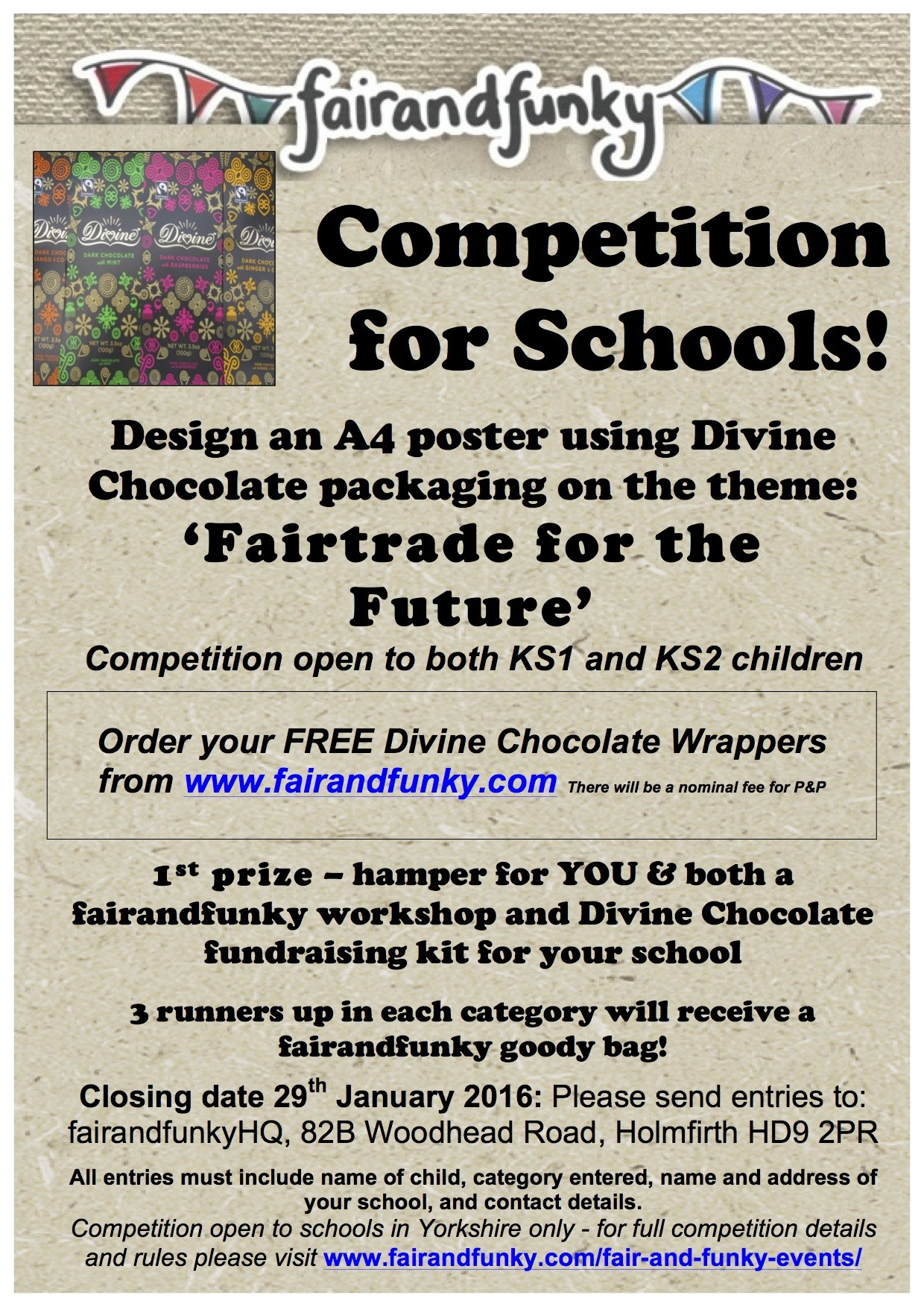 Poster design ks1 - View Download The Competition Poster