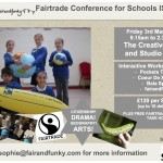 fairandfunky 2017 Fairtrade Conference for Primary Schools, Huddersfield