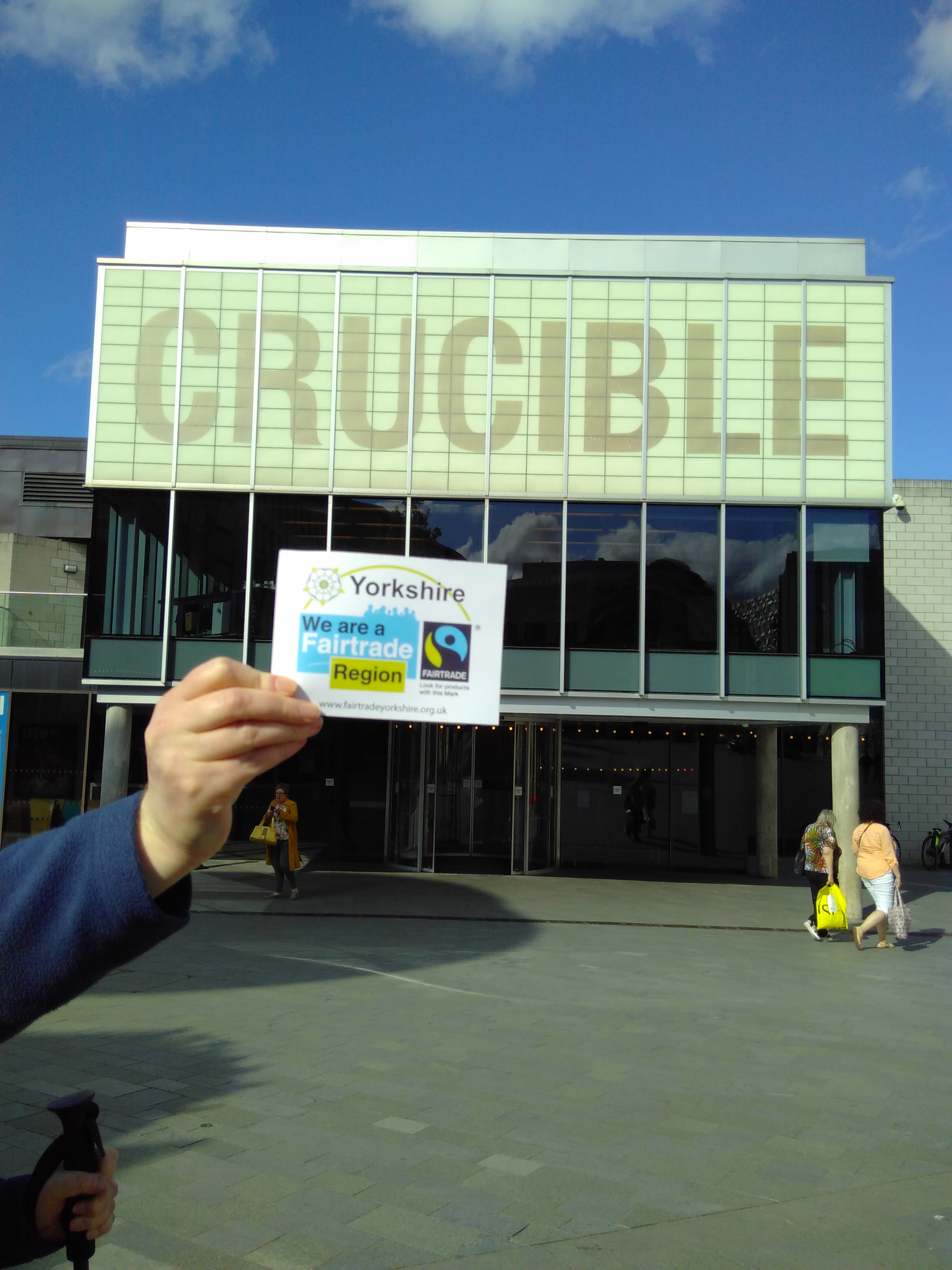 _crucible Sheffield